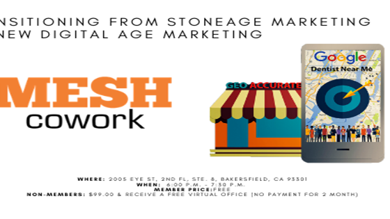 Transitioning from Stoneage Marketing to New Digital Age Marketing
